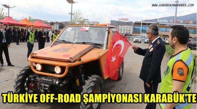 Karabük büyük Off-Road yarışmasına hazır