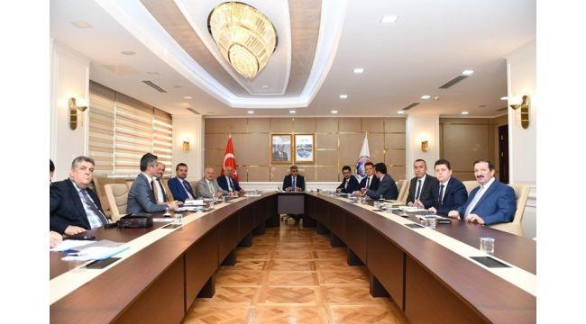 KÖYDES Tahsisat Komisyonu Toplantısı