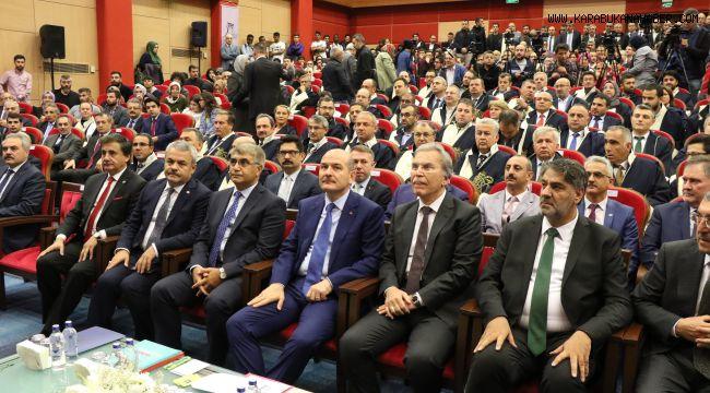 Karabük Üniversitesi 2019-2010 akademik yıl açılış töreni
