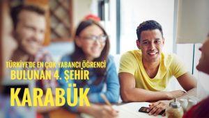Türkiye'de en çok yabancı öğrenci bulunan 4.şehir
