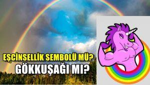 Eşcinsellik sembolü mü gökkuşağı mı?
