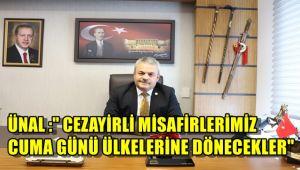 AK Parti'li Ünal: