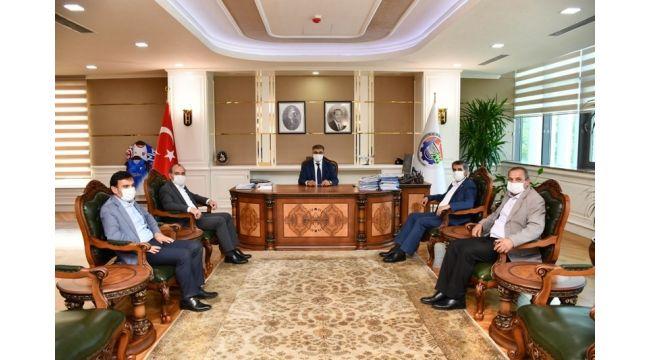 Büro Memurları Sendikası Genel Başkanı Yazgan çalışmalar hakkında bilgi verdi