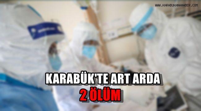 Koronavirüsten art arda 2 ölüm