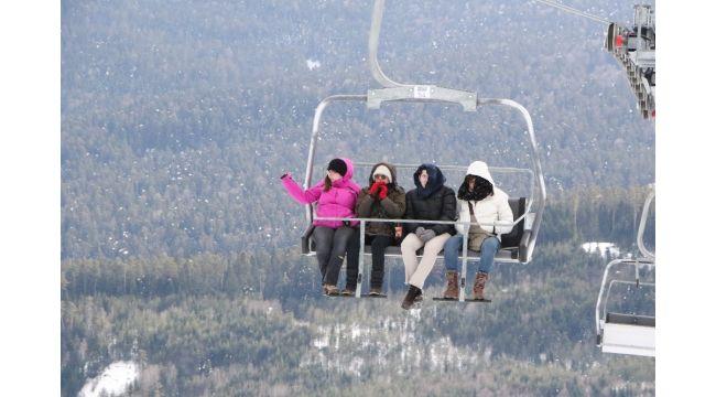 Keltepe Kayak Merkezi tesisleri ihaleye veriliyor