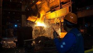 KARDEMİR 2.5 milyon ton sıvı çelik üretimini aştı