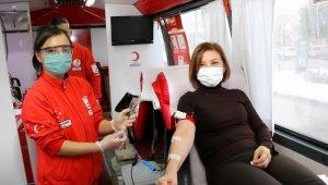 Başkan Köse'den kan bağışı kampanyasına destek