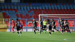 2. Lig: Kardemir Karabükspor: 1 - Kırklarelispor: 3