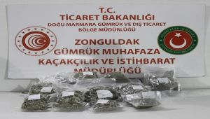 İspanya'dan Zonguldak'a uzanan uyuşturucu trafiğinde böyle yakalandı
