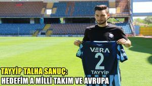 Tayyip Talha Sanuç: