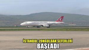 İstanbul-Zonguldak seferleri başladı