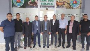 Karabük Ziraat Odaları iş birliği anlaşması imzaladı
