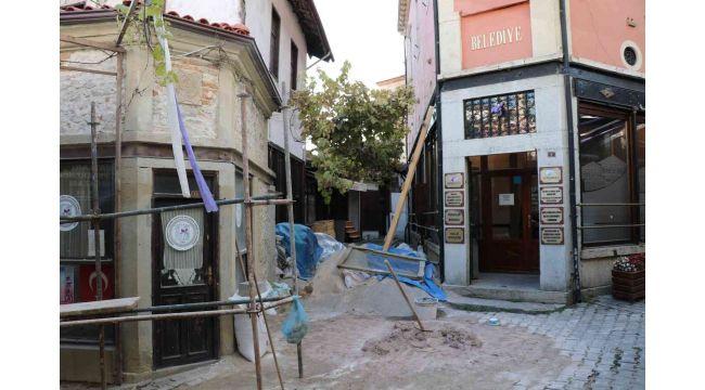 Osmanlı kenti Safranbolu'da 23 tescilli binanın restore çalışmaları başladı