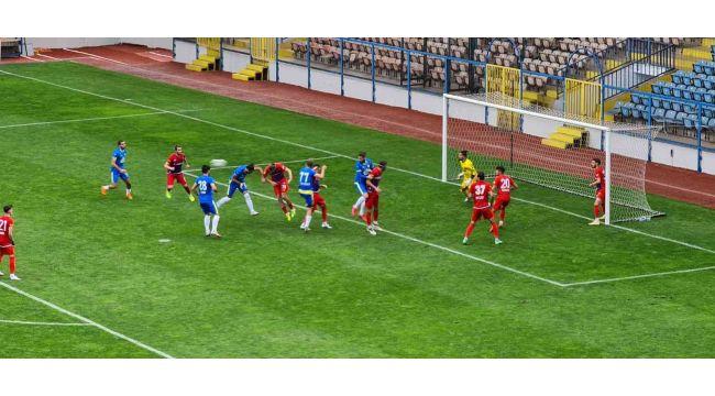 TFF 3. Lig: Kardemir Karabükspor: 0 - Belediye Derincespor: 1
