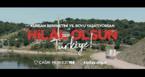 Kızılay 2019 Kurban Reklam Filmi
